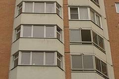 Окна 4 створки 2 угла